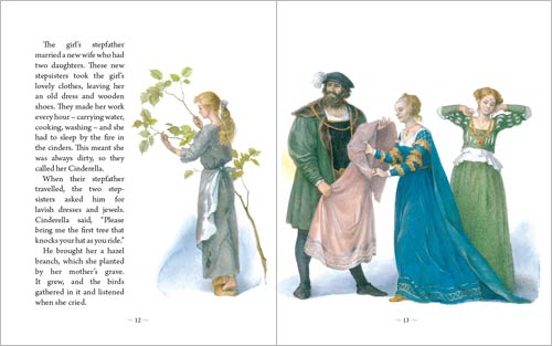 A Favourite Collection of Grimm's Fairy Tales via waldorfbooks.com