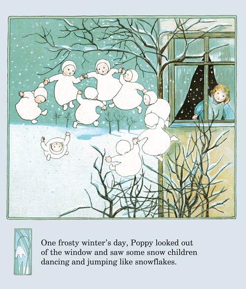 My First Snow Children Board Book via waldorfbooks.com