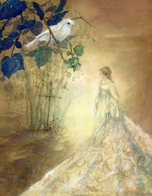An Illustrated Treasury of Grimm's Fairy Tales via waldorfbooks.com