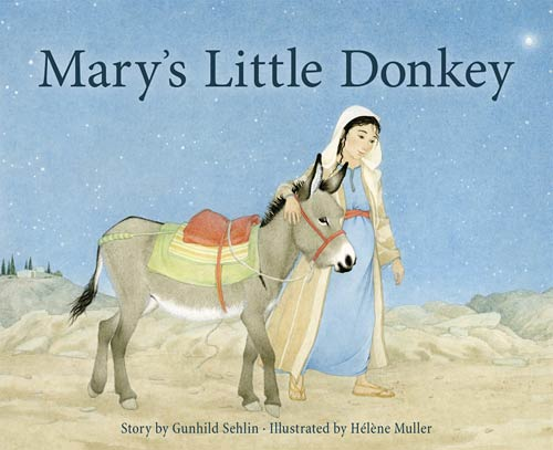 Mary's Little Donkey Picture Book via waldorfbooks.com