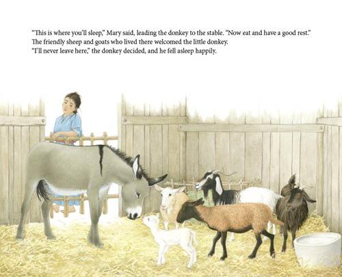 Katy's Christmas Gift via waldorfbooks.com