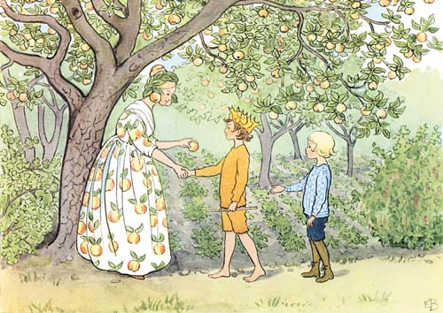 Christopher's Garden Picture Book via waldorfbooks.com
